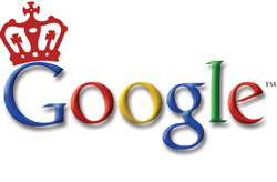 Google crown logo