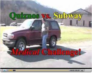 Quiznos v Subway
