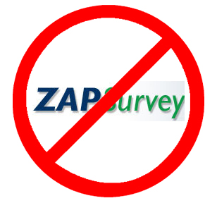 Boycott Zap Survey